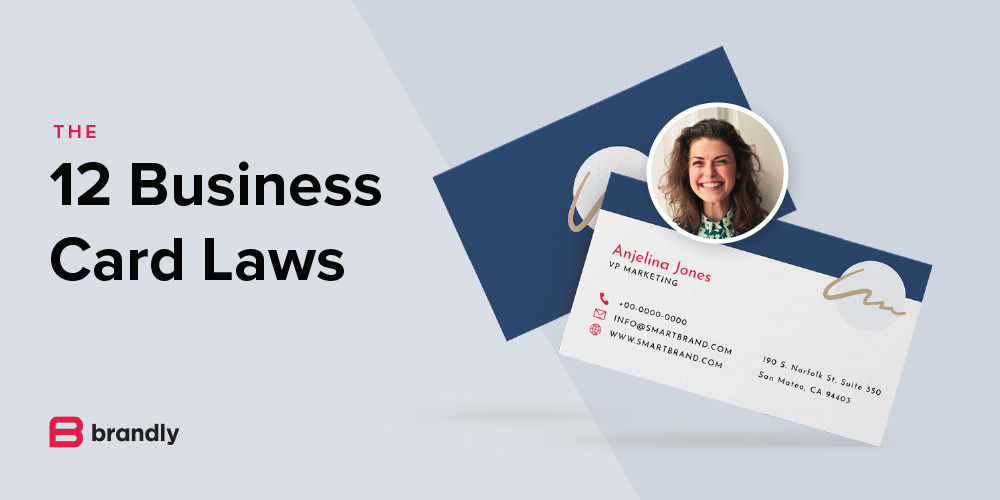 12 Business Card Laws
