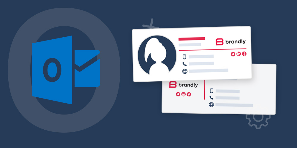 How To Add Or Change An Email Signature In Outlook Brandly Blog