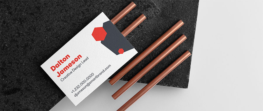 Brand Identity - Business Cards