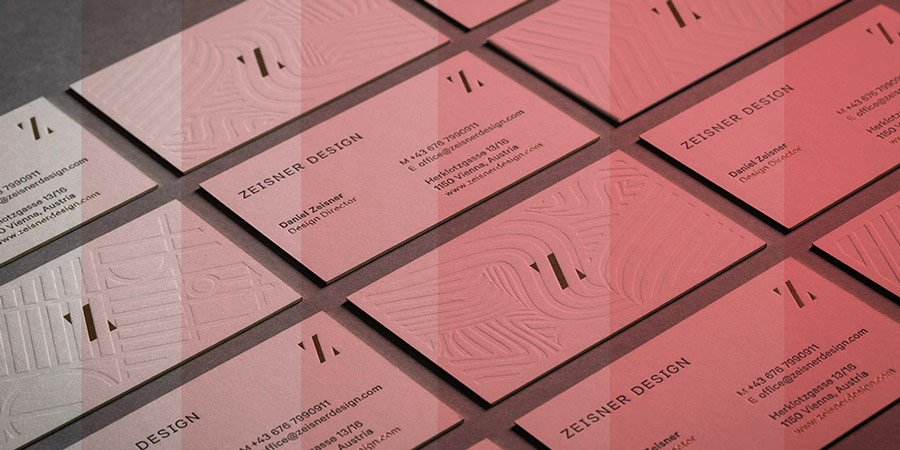 10 Clean & Minimal Business Card Inspirational Designs