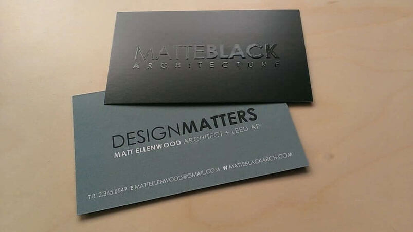 how to choose the right business card paper type  brandly